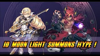 10 ML SUMMONS CAN WE ESCAPE 3 STAR CURSE? EPIC SEVEN
