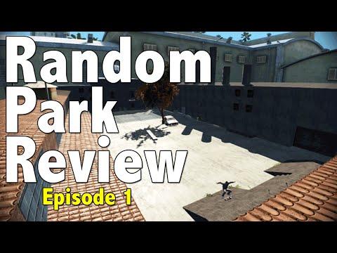Random Skate 3 SkatePark Review - Eps.1