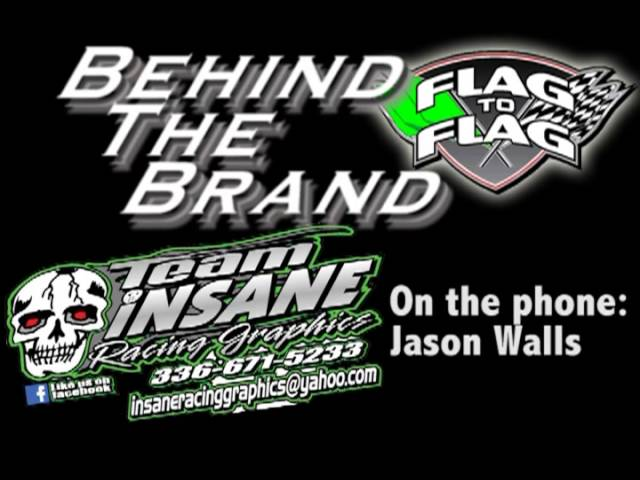 Flag to Flag's Behind The Brand: Insane Racing Graphics