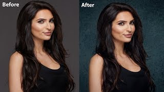 How To CHANGE The BACKGROUND a PHOTOSHOP Tutorial | Replace Background