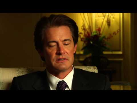 Mao's Last Dancer - Interview with Kyle MacLachlan