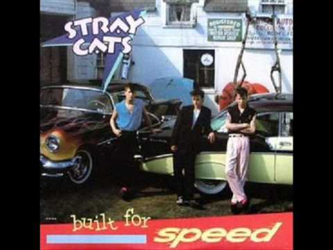 Stray Cats - Fishnet Stockings