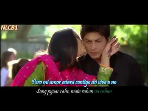 Sajda Tera Sajda (My Name Is Khan) Sub Español With Lyrics