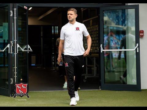 🗣 Dane Massey: Pre-match Interview (ŠK Slovan Bratislava)