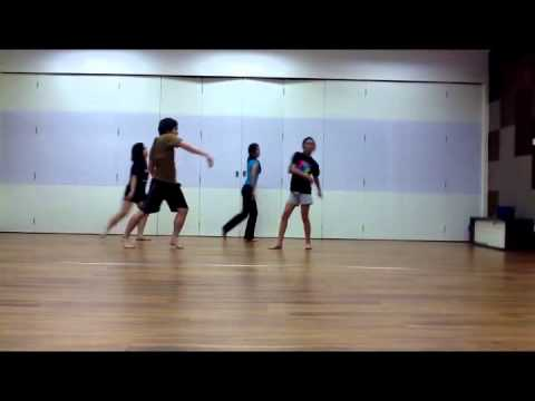 Creative Arts Ministry Dance - I Believe By Yolanda Adams.avi video