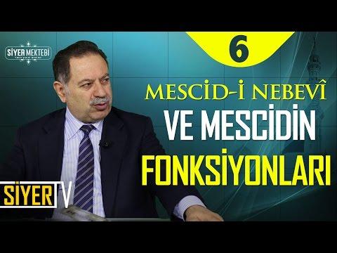 Mescid-i Nebev ve Mescidin Fonksiyonlarб  Prof. Dr. Mustafa AПбrman
