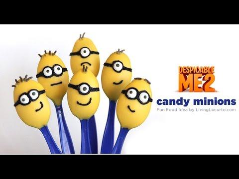 Despicable Me Minion No Bake Easter Treats! -  Húsvéti Minion recept