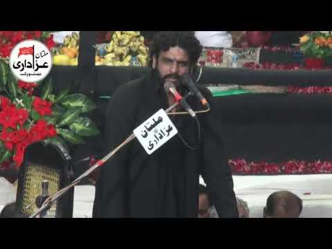 Zakir Syed Mudasir Niaz Shah I  YadGar Majlis 28 Safar 2018 I Imam Bargah Muhajireen Ali Pur