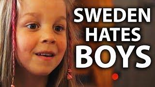 Sweden's Feminizing Boys with Genderless Schools