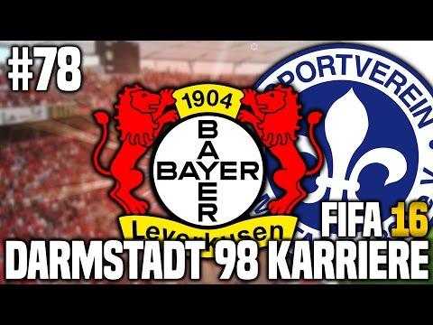 FIFA 16 KARRIEREMODUS #78 - LEICESTER CITY DEUTSCHLANDS! | FIFA 16 KARRIERE SV DARMSTADT 98 [S2EP36]