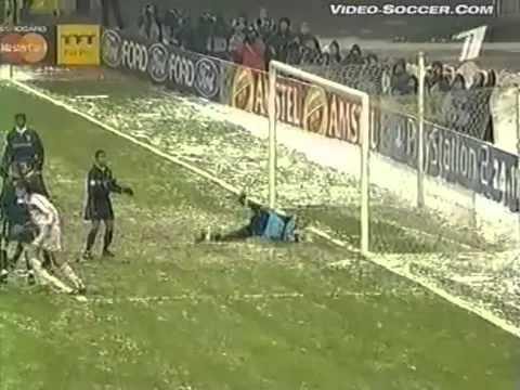 22.11.2000, Спартак - Арсенал Лондон 4-1