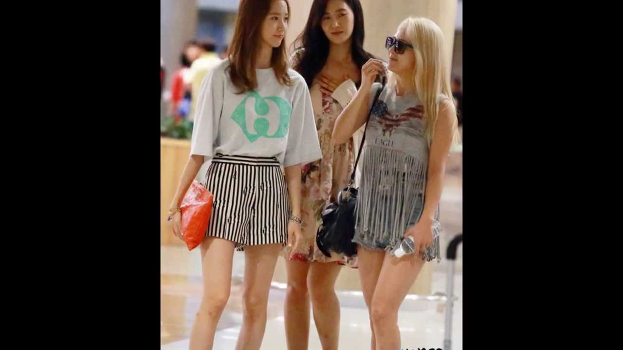 Snsd Airport Fashion Ranking Snsd Fashion Ranking 2013
