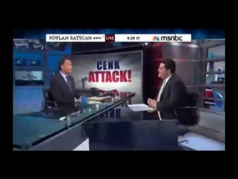 MSNBC Cenk Attack: Just Raise Taxes!