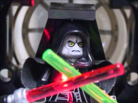 LEGO Star WarsVEpisodeⅥ Luke Skywalker vs Darth Vader
