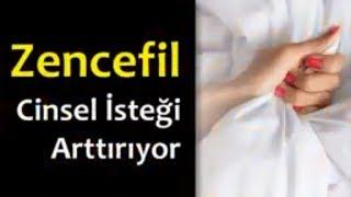Zencefil Cinsel İsteği Arttırıyor