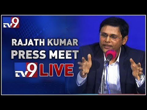 EC CEO Rajat Kumar Press Meet || Telangana Elections  - TV9 Telugu
