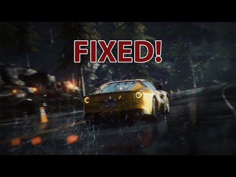 How to Fix need for speed Rivals DirectX function