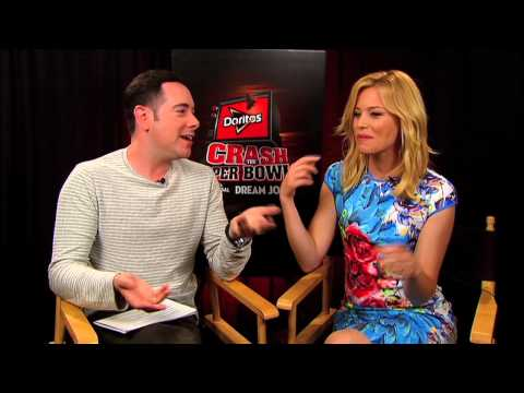 Elizabeth Banks talks