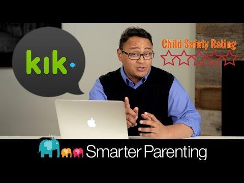 What is Kik? A review. Parents beware!