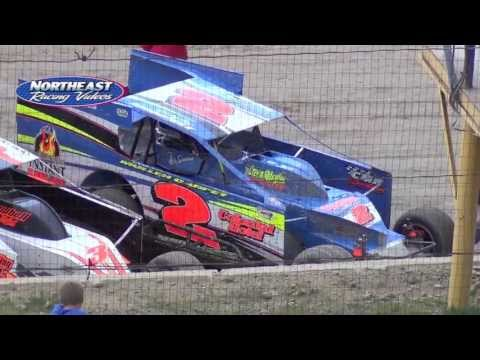 Jake Davis Memorial  Dirt Modified Racing from Woodhull Raceway in Woodhull NY