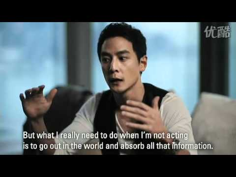 Daniel Wu  (Handsome man with good English) .flv