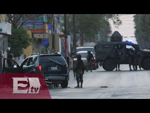 """Regresa la tranquilidad a Reynosa tras detención de """"El Gafe"""" / Titulares de la tarde"""