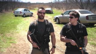 "NRA Freestyle Media Lab | Ep. 5: ""Shoot, Move, Communicate"""