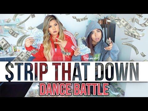 STRIP THAT DOWN (REMIX) | Dance Battle Audio