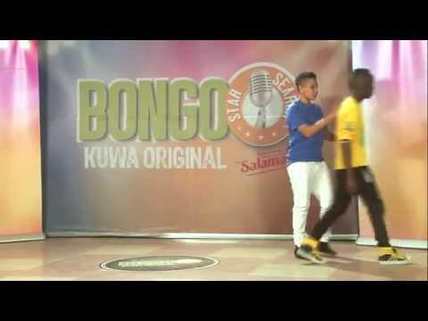 Bongo Star Search 2015 Dar Es Salaam Part 1