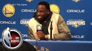 Draymond Green 'demands' trade if Steph Curry doesn't take him first | ESPN