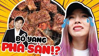 Thăm Quán Thịt Heo Của Chủ Tịch Yang YG - Phát Hiện Yang Xe Ôm Phá Sản || OHSUSU ĐI HÀN QUỐC