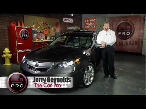 2012 Acura TL SH-AWD Reviews & Auto News - Car Pro