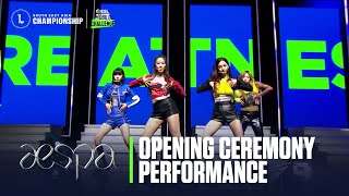 Download lagu aespa - Next Level | Wild Rift SEA Championship Opening Ceremony Presented by ESL Mobile Challenge