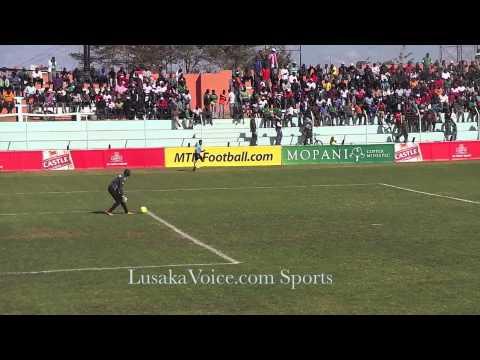 Malawi vs Zimbabwe 2013 COSAFA Castle Cup,