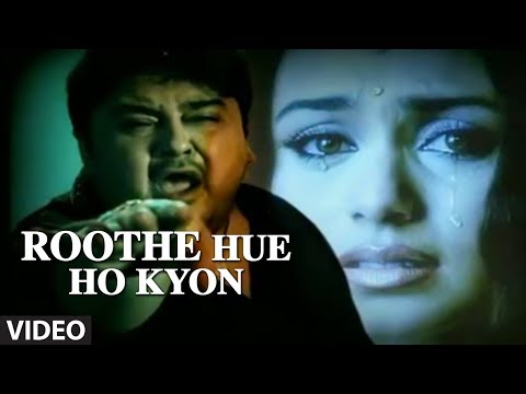 Roothe Hue Ho Kyon - tera Chehra (full Video) By Adnan Sami video
