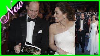 Kate Middleton - William   Ce silence gênant quand ils font leur entrée royale