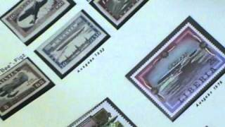 Aircraft on Stamps - Topical Collection of Stamps and Covers!