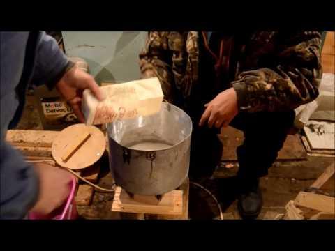 Своими руками мельница для сахарной пудры