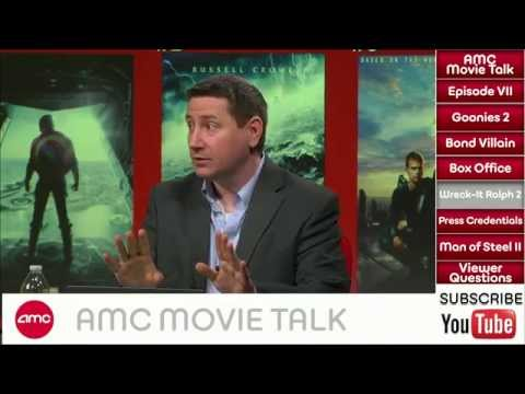 AMC Movie Talk - STAR WARS EPISODE VII Begins Shooting, GOONIES 2 Forever!