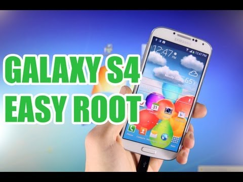 How To Root ANY Samsung Galaxy S4 4.2.2 - AT&T, T-Mobile, Sprint, Verizon & I9505