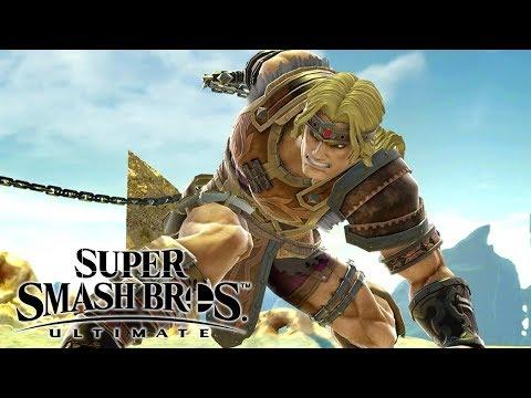 Super Smash Bros. Ultimate - Castlevania's Simon And Richter Belmont Character Reveal Trailer