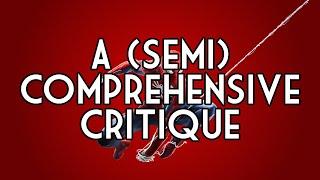 A Semi-Comprehensive Critique of Spider-Man (PS4)