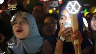 뮤직뱅크 Music Bank in JAKARTA- K-POP JUKEBOX IN JAKARTA with NCT127&여자친구(GFRIEND). 20170930