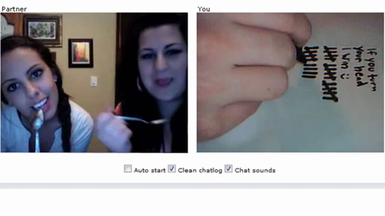 chat roulette youtube
