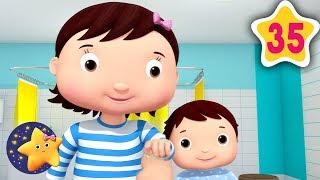 How To Find Your Eyes, Ears, Mouth & Nose | Fun Learning with LittleBabyBum | NurseryRhymes for Kids