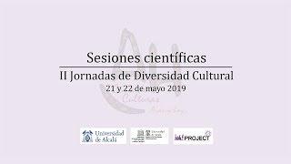 II Jornadas de Diversidad Cultural. Inauguración · 20/05/2019