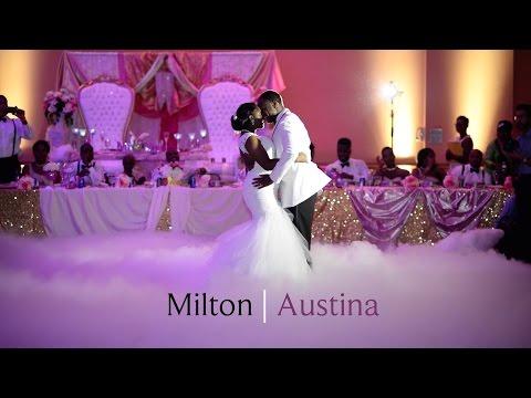 Milton and Austina Wedding Trailer | Marc Anthony