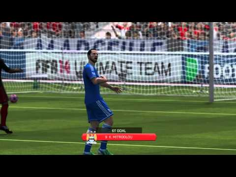 FIFA 14 Ultimate Team | IF Mitroglou Player Review