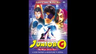 Junior G Episode 1 HD Superhero TV Series Superheroes Super Powers Show for Kids