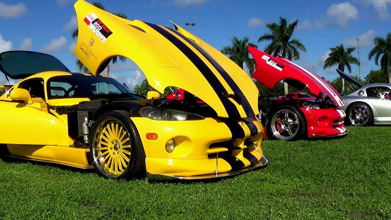 DODGE VIPER INVASION SRT10 ACR CUSTOMIZED VIPERS.AMERICAN MUSCLE CARS - YouTube